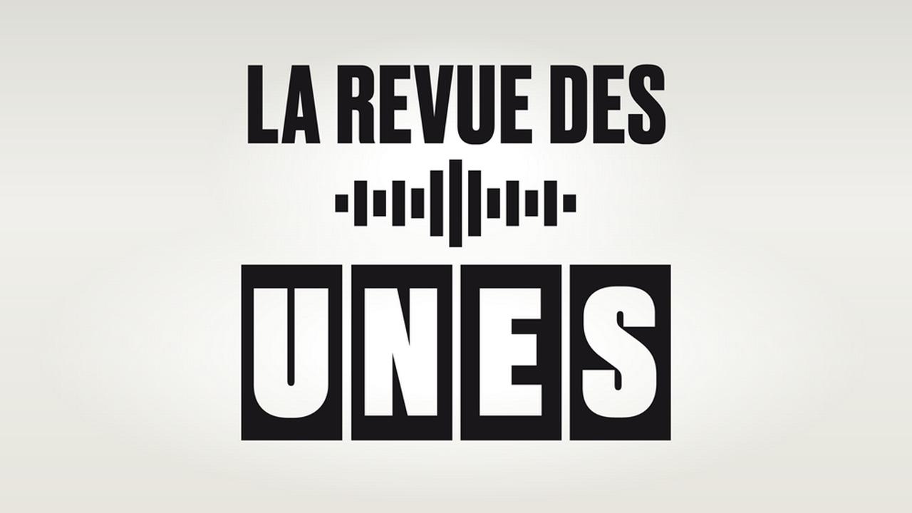 La revue des Unes. [RTS]