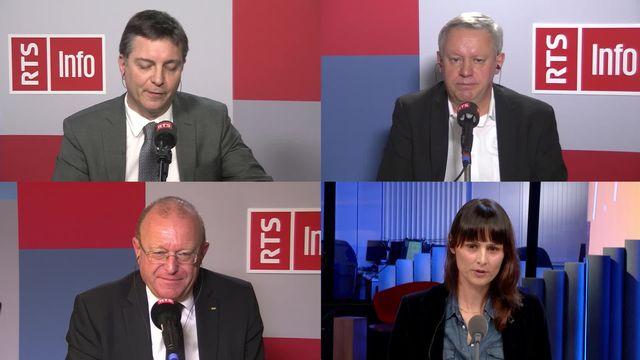 Grand débat - Service civil: trop populaire? [RTS]