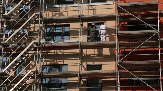 Neuchâtel prévoit 1800 nouveaux logements pour personnes âgées d'ici 2030 (image d'illustration). [Lothar Ferstl - DPA/Keystone]