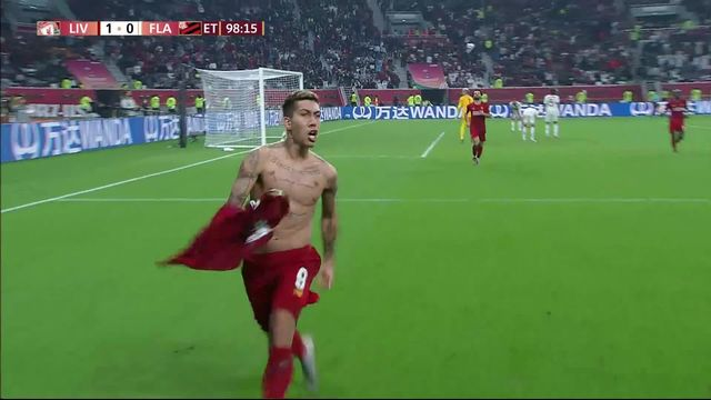 Finale, Liverpool - Flamengo (1-0): Liverpool remporte son premier titre international [RTS]