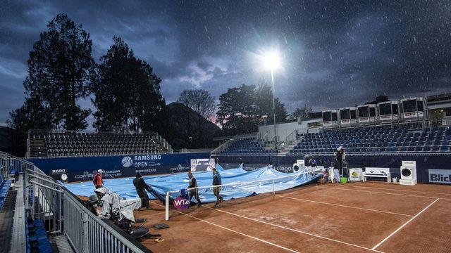 L'édition 2019 avait été marquée par quelques épisodes pluvieux à Lugano. [Pablo Gianinazzi - Keystone]