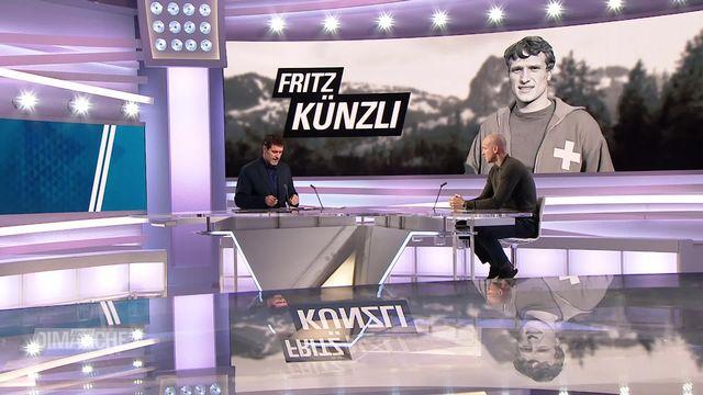 Football: Fritz Künzli nous a quitté [RTS]