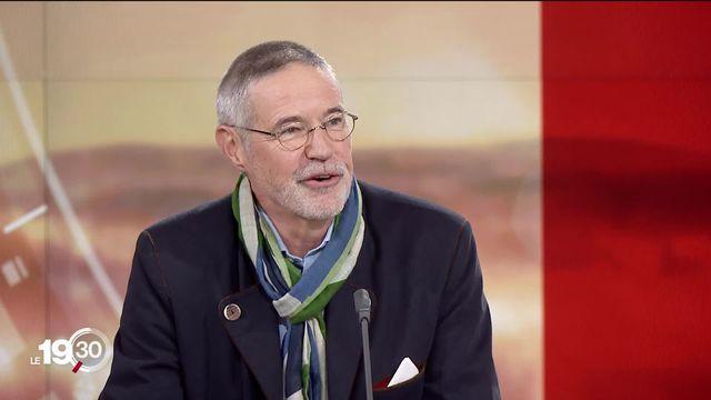 François Walter : Ce que nous attendons tous de Noël c'est ce climat de féerie, de magie et de nostalgie [RTS]