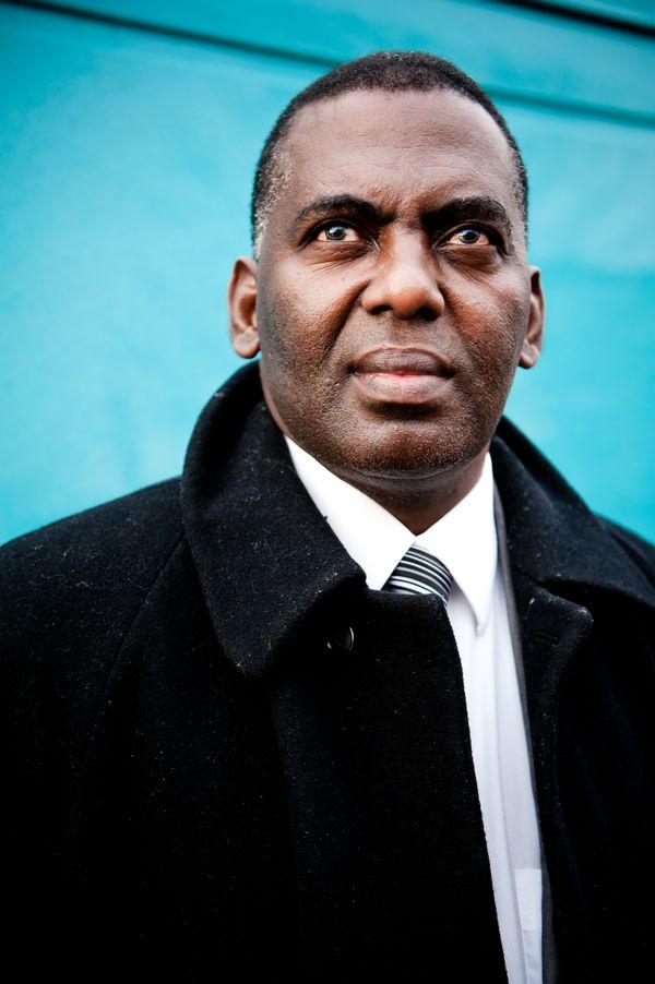 Biram Dah Abeid, militant abolitionniste et homme politique mauritanien.