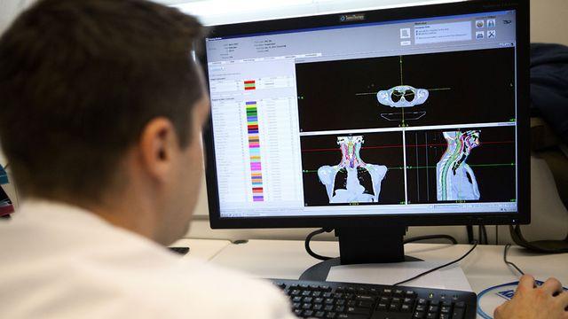 L'enregistrement systématique des cas de cancer sera effectif dès 2020 en Suisse. [Amelie Benoist - BSIP/AFP]
