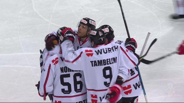 Gr.Cattini, Trinec – Team Canada (1-4): triplé pour Kevin Clark, la victoire pour le Team Canada [RTS]