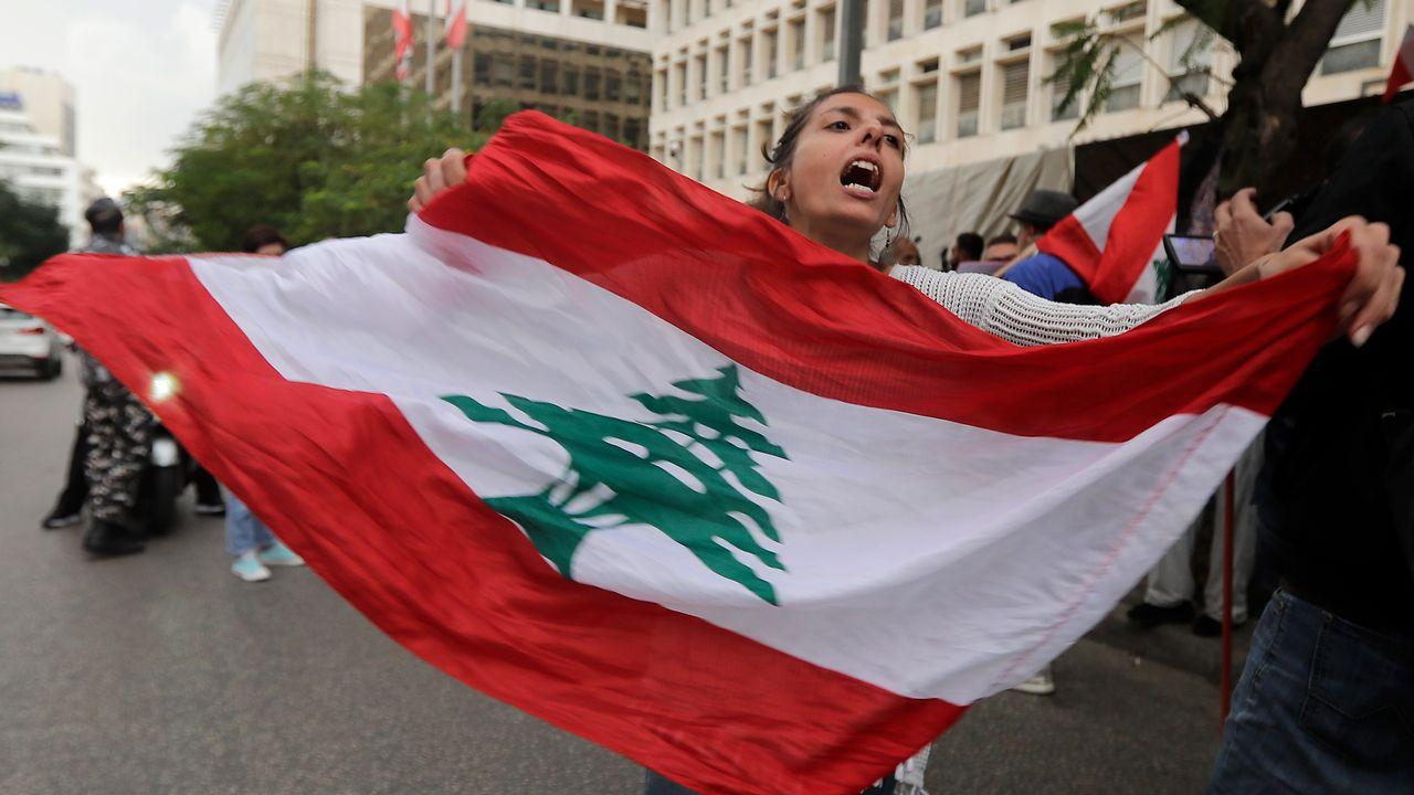 Au Liban, le pouvoir en place est contesté depuis plusieurs mois. [Joseph Eid - afp]