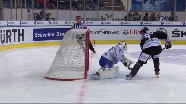 Gr.Torriani, Turku – Salavat Oufa (4-3): les finlandais de Turku s'imposent, deuxième défaite pour les Russes [RTS]
