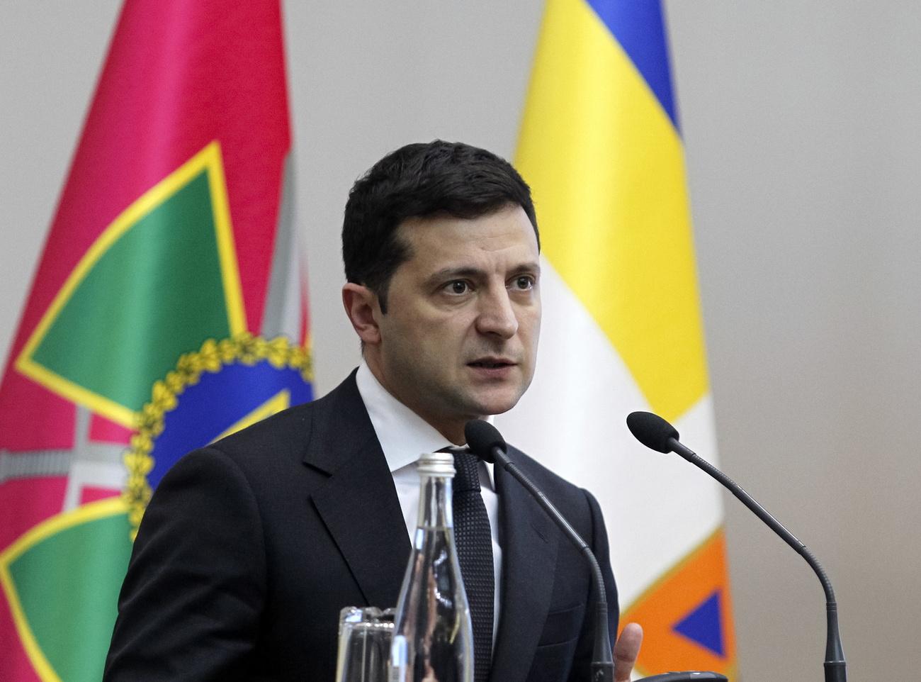 Echange de prisonniers entre Kiev et séparatistes prorusses