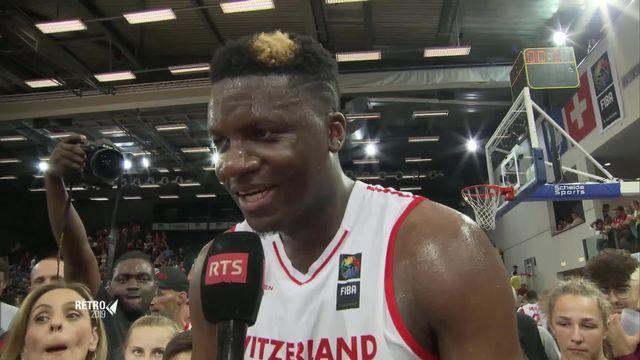 Rétro 2019: basket, l'effet Capela [RTS]