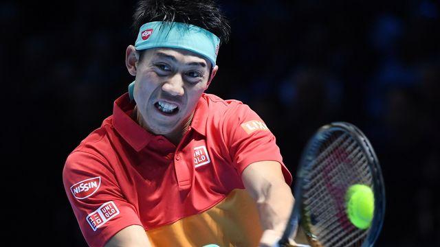 Le Japonais doit reporter son retour à la compétition. [Andy Rain - Keystone]