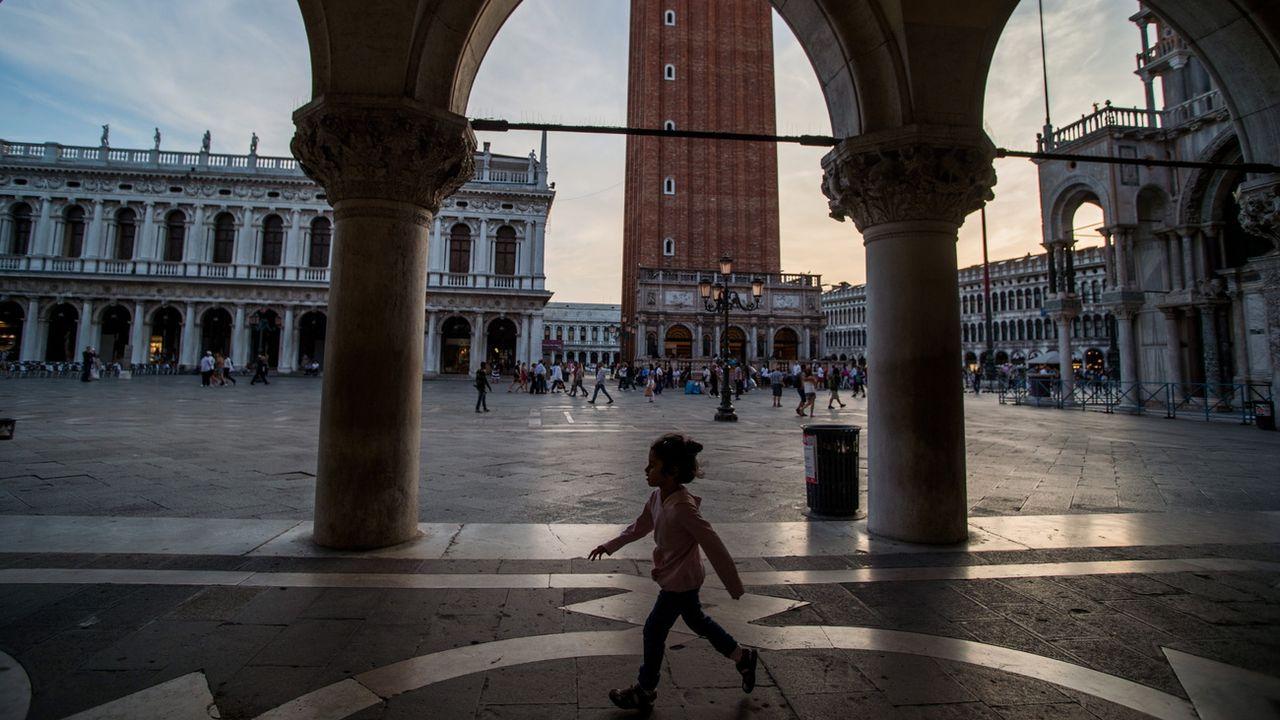 L'Italie atteint son niveau le plus bas de naissances depuis le XIXe siècle. [Zoltan Balogh - Keystone]