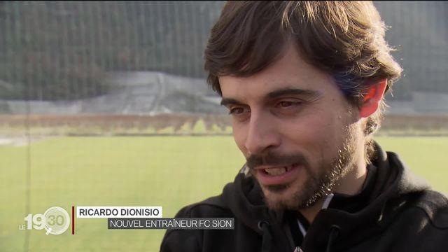 Le FC Stade Nyonnais dénonce l'embauche de son entraîneur par le FC Sion. [RTS]