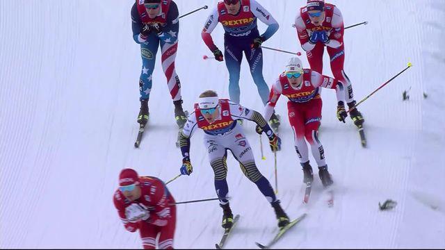Val di Fiemme (ITA), 1-4 finale messieurs: Dario Cologna (SUI) finit 6e de sa série [RTS]