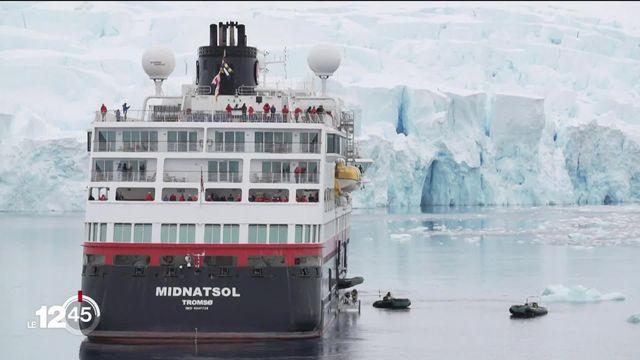 En Antarctique, le tourisme explose et ça inquiète les scientifiques [RTS]