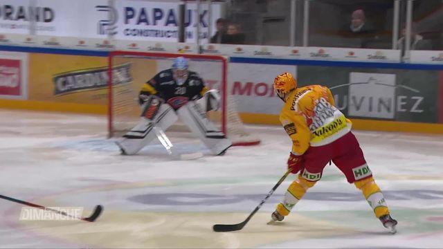 National League, 35e journée: Fribourg - Langnau (5-4 ap) [RTS]