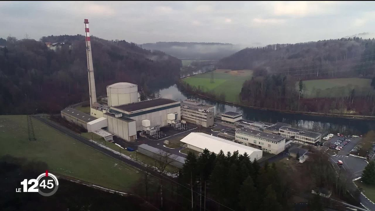 Le chantier de démantèlement de la centrale nucléaire de Mühleberg démarre lundi. [RTS]