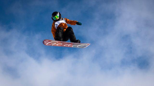 Championnats du monde Ski Freestyle - Slopestyle Finales [Gian Ehrenzeller - Keystone]