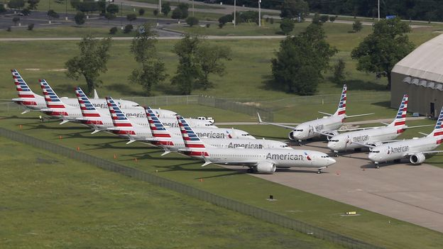 Économie : Accord d'indemnisation entre American Airlines et Boeing •