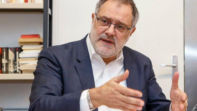 Carlo Sommaruga, conseiller national (PS/GE). [Salvatore Di Nolfi - Keystone]