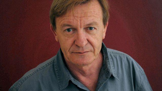 Portrait de l'écrivain Jean Echenoz. [Effigie/Leemage/AFP]