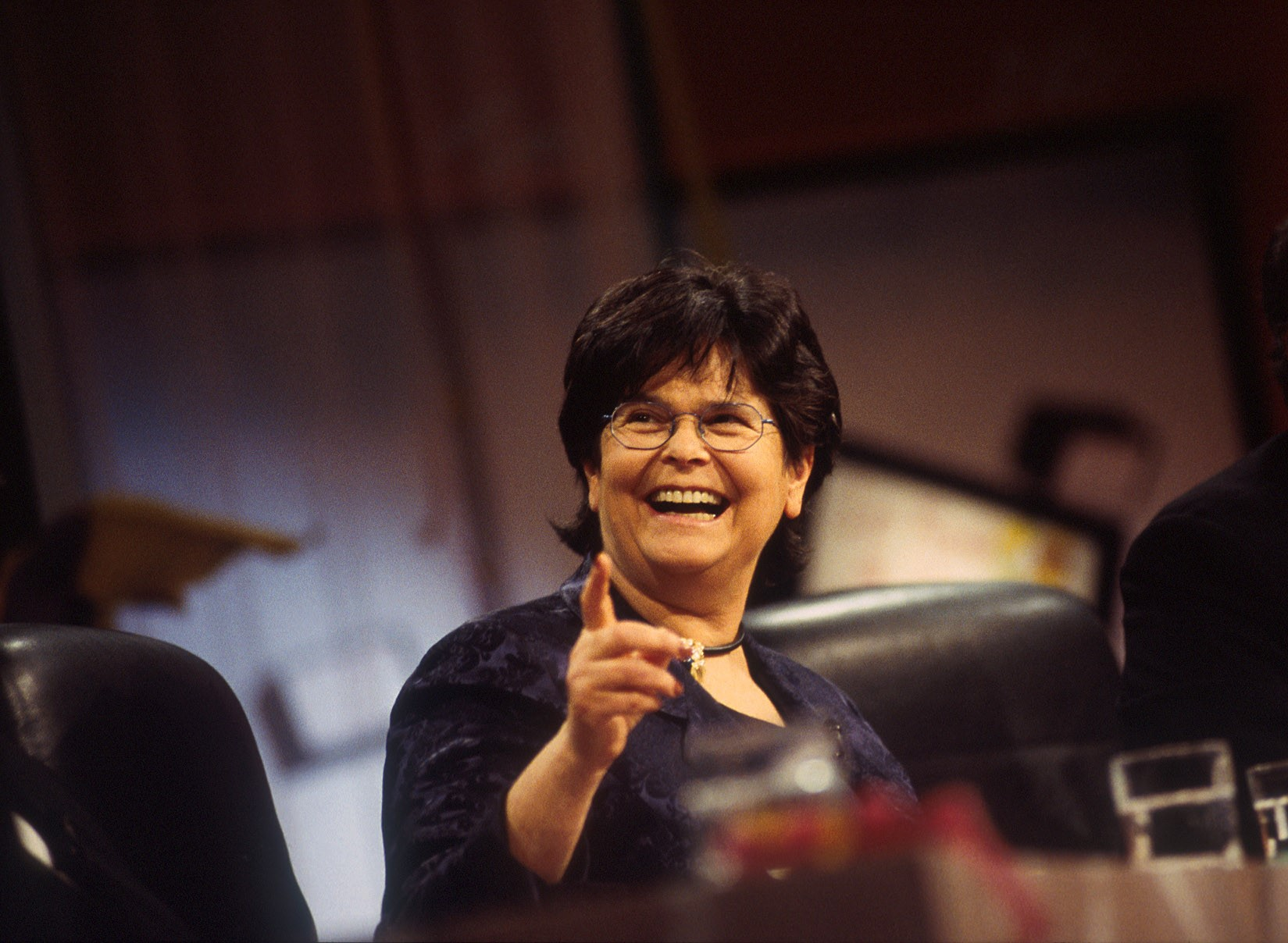Ruth Dreifuss en 1999