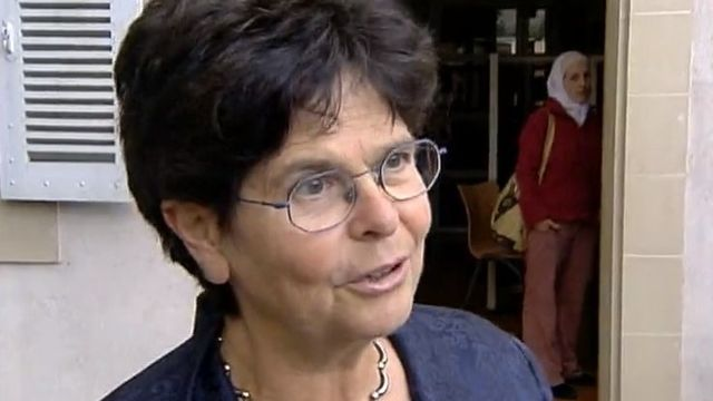 Ruth Dreifuss en 2004 [RTS]