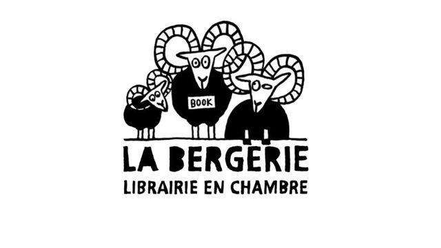 Logo de La Bergeri, librairie en chambre. [La Bergerie]