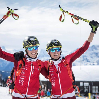 Les frères Bussard défendront les couleurs de la Suisse en ski alpinisme. [Instagram Thomas Bussard - SRI]