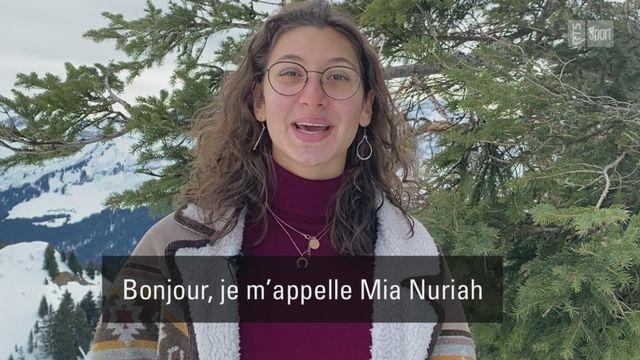 Mia Nuriah, la voix du Pakistan [RTS]