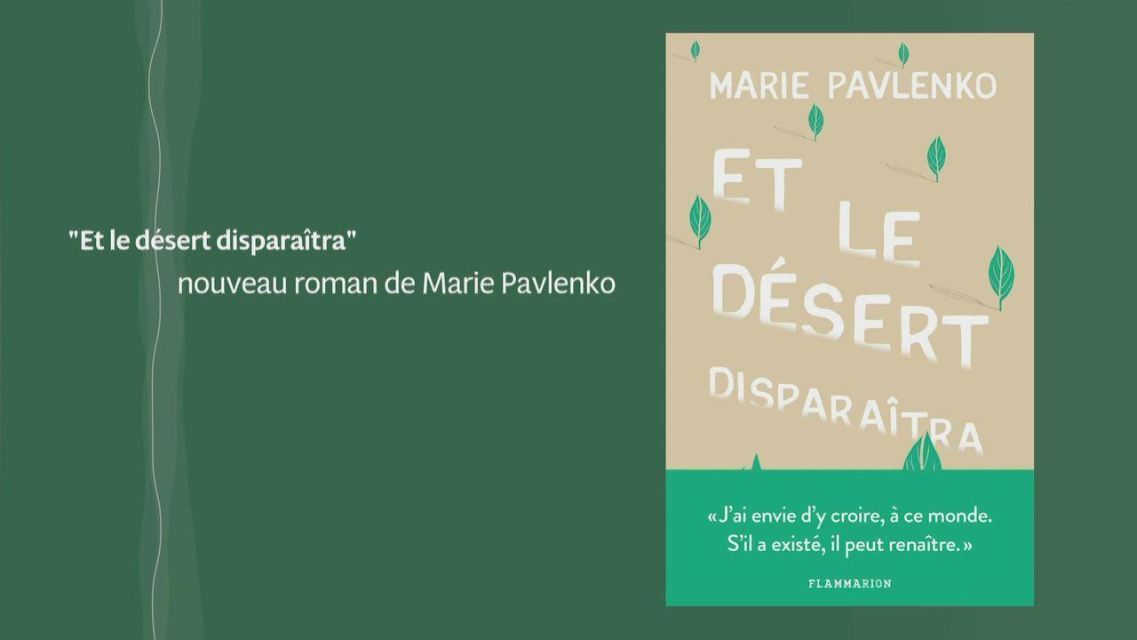 """""""Et le désert disparaîtra"""", un roman jeunesse pour les grévistes du climat [RTS]"""