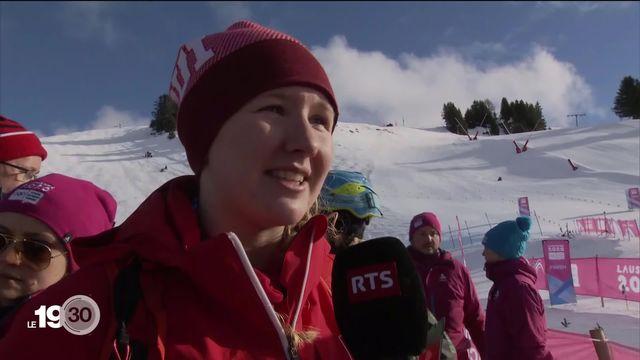 JOJ 2020: première journée et six premières médailles pour les sportifs suisses romands. [RTS]