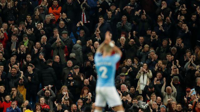 Le club de Manchester City s'est félicité de ces 2 condamnations. [Andrew Boyers - Reuters]