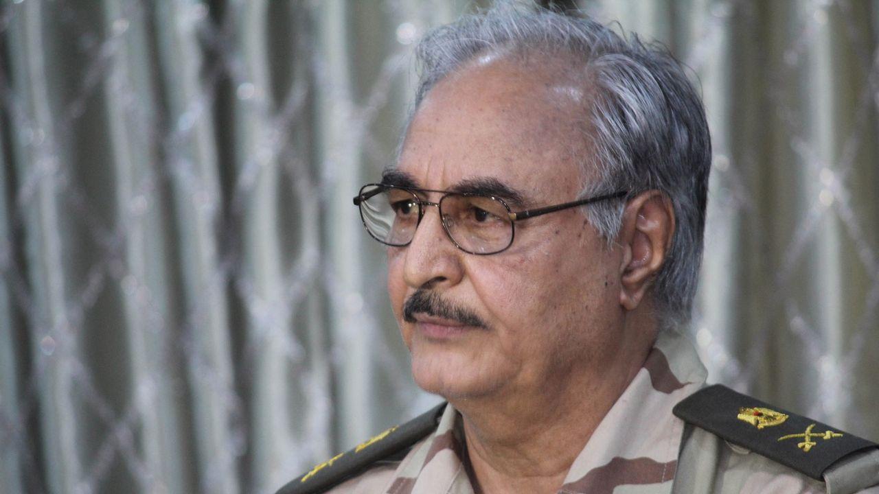 En Libye, les forces du maréchal Haftar annoncent un cessez-le-feu [MOHAMMED ELSHAIKY - EPA]