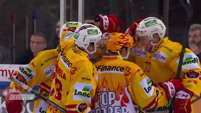 National League, 37e journée: Zoug - Bienne (4-3) [RTS]