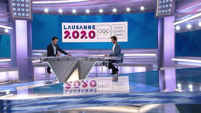 JOJ 2020: une préparation pour des JO Suisses? [RTS]