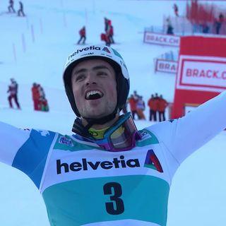 Ski: Yule, meilleur skieur Suisse de l'histoire [RTS]