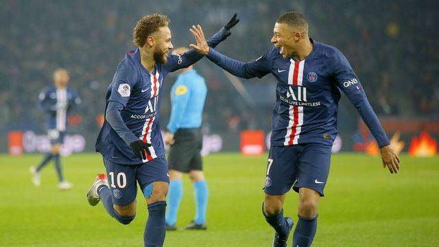 JO 2020: comme Kylian Mbappé, Neymar rêve de disputer les Jeux