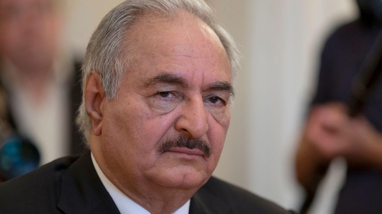 Le maréchal Khalifa Haftar a refusé le cessez-le-feu proposé par Ankara et Moscou. [Ivan Sekretarev - AP Photo]