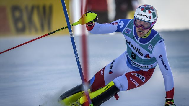Slalom messieurs 2019-2020