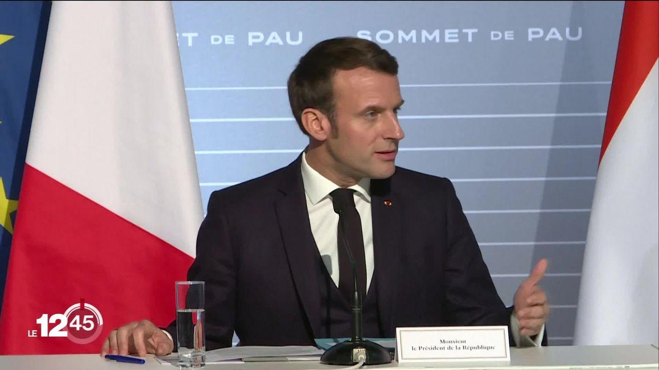 La France et les pays du G5 Sahel ont annoncé le renforcement de leur coopération militaire dans la lutte contre le djihadisme. [RTS]