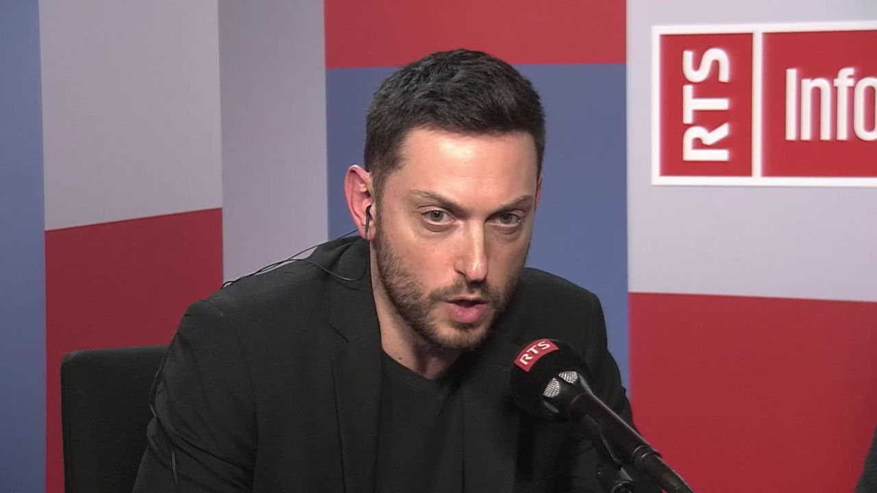 Affaire Manotel: Maudet affirme que l'ex-conseiller d'Etat François Longchamp a aussi touché de l'argent [RTS]
