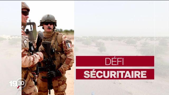 Au Sahel, les troupes françaises semblent engagées dans un véritable bourbier. [RTS]