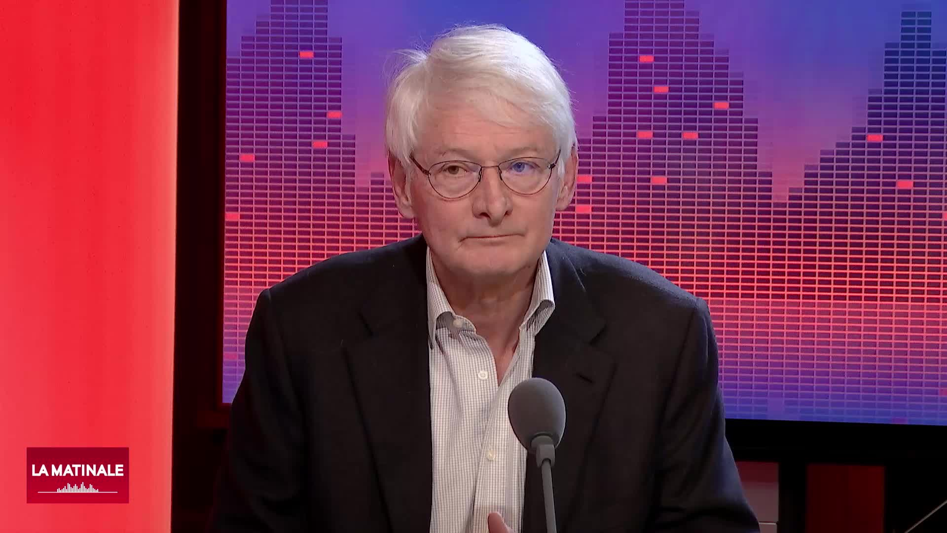 L'invité de La Matinale (vidéo) - Jean-Pierre Danthine, ex-président de la Banque nationale suisse