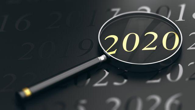 2020 sous la loupe des maths. Olivier26 Depositphotos [Olivier26 - Depositphotos]