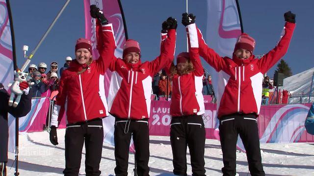 Ski alpinisme: La suisse remporte le titre [RTS]