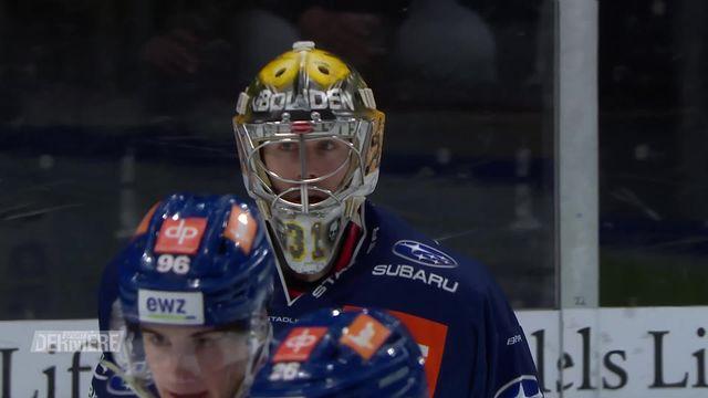 37e journée: Zurich - Langnau (6-1) [RTS]