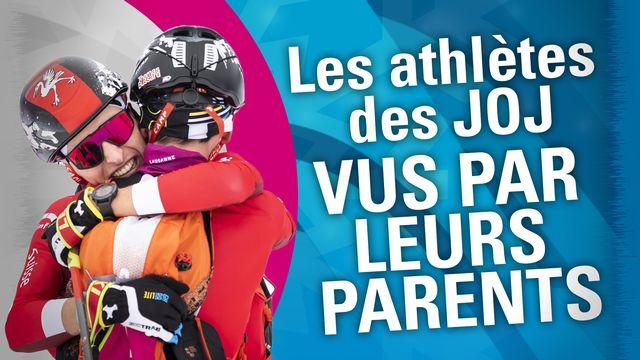 JOJ 2020: Vita et François Bussard nous parlent de leurs jumeaux [RTS]