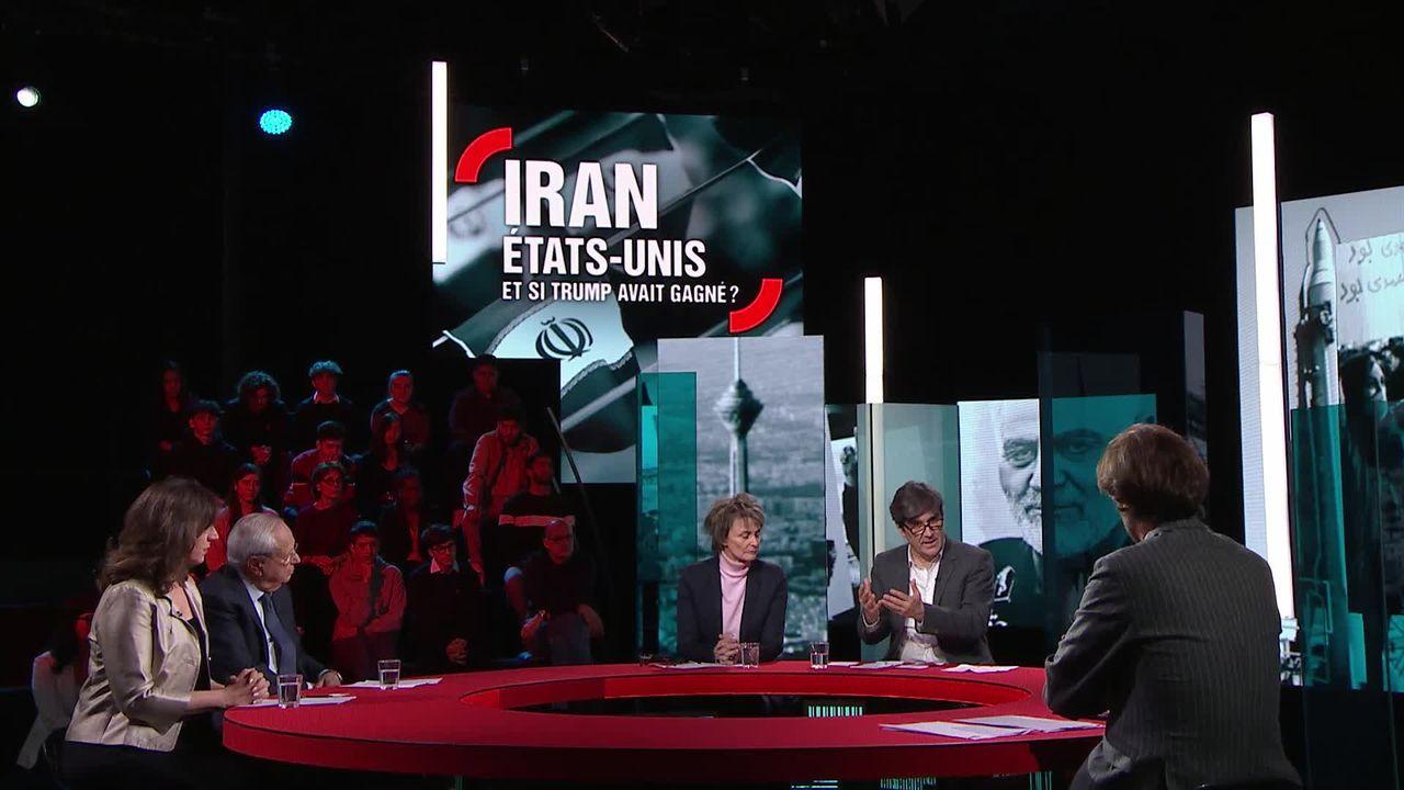 Iran - Etats-Unis: et si Trump avait gagné? [RTS]