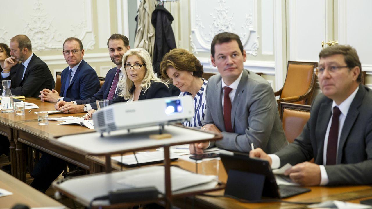 Les membres du Conseil d'Etat genevois auront des règles strictes pour accepter ou refuser des dons.  [Salvatore Di Nolfi - Keystone]